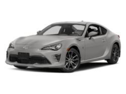 Mount Airy Toyota 86 Silver