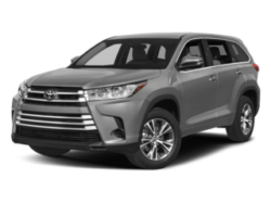 Mount Airy Toyota Highlander Silver