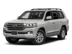 Mount Airy Toyota LandCruiser Silver