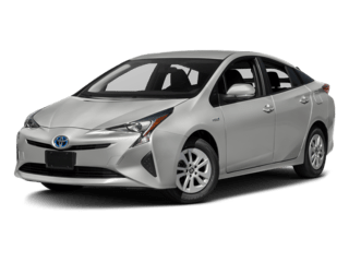 Mount Airy Toyota Prius Silver