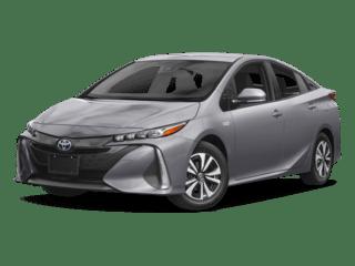Mount Airy Toyota Prius Prime Silver