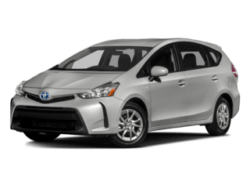 Mount Airy Toyota Prius V Silver