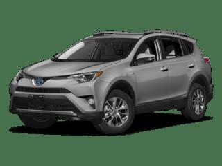Mount Airy Toyota RAV4 Hybrid Silver