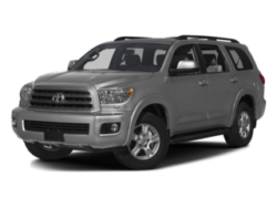 Mt Airy Toyota Sequoia SUV Silver