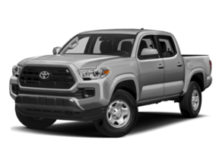 Mt Airy Toyota Tacoma Truck Silver