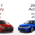 Camry vs Accord