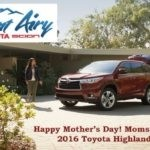 Mount Airy Toyota Mothers Day