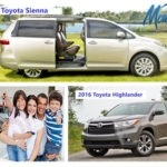 Mount Airy Toyota Sienna and Highlander