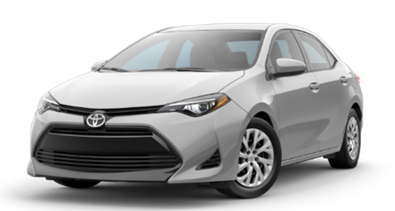 Mount Airy Toyota 2017 Corolla Silver Metallic