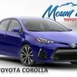 Mt. Airy Toyota 2017 Corolla