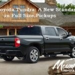 Mt. Airy Toyota 2016 Tundra Full Size Pickups