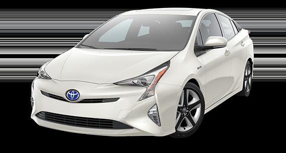 Mount Airy Toyota 2018 Prius White