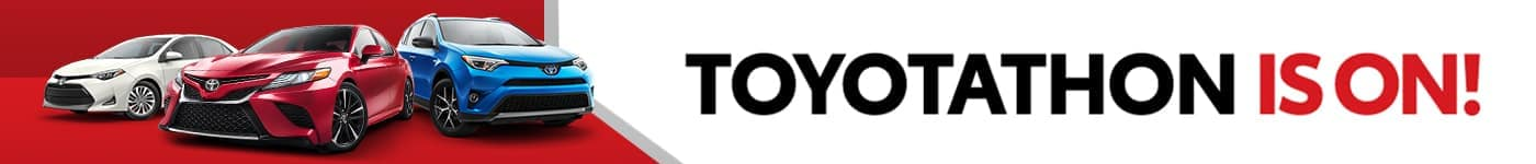 Toyota year end clearance sale
