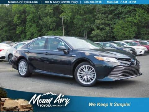 2018 Toyota Camry on sale