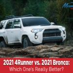 2021 Toyota 4Runner in North Carolina