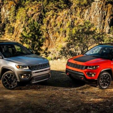 2018 Jeep Compass Models