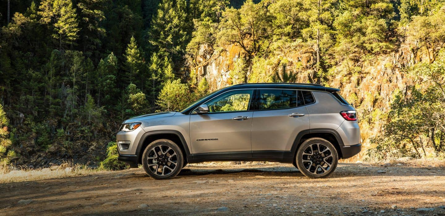 2018 Jeep Compass Side Profile