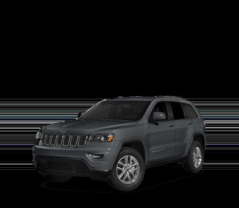 2017 Jeep Grand Cherokee white background