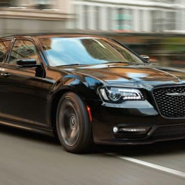 2018 Chrysler 300 Exterior