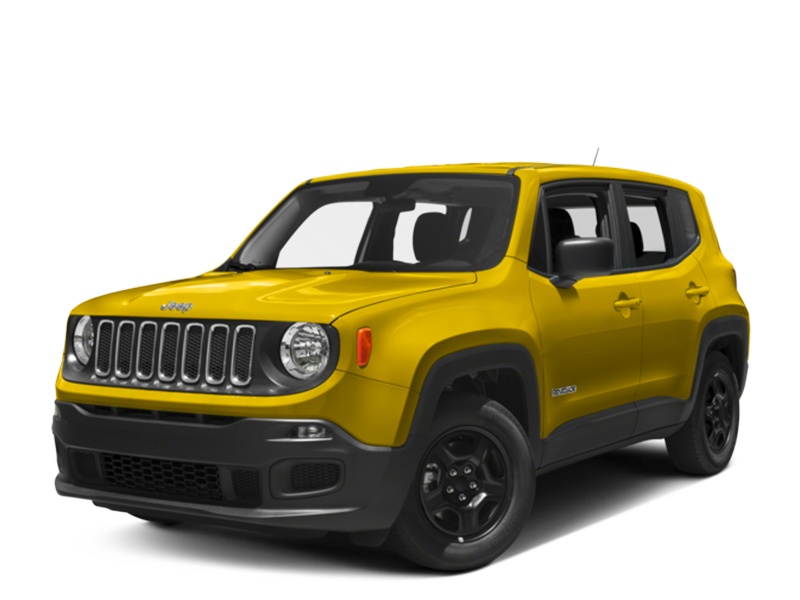 2017 Jeep Renegade Sport Base Hero