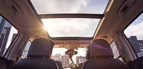 2018 Jeep Compass Sunroof