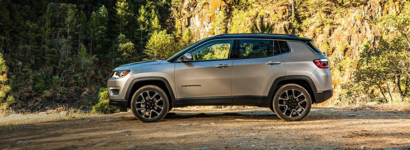 2018 Jeep Compass banner