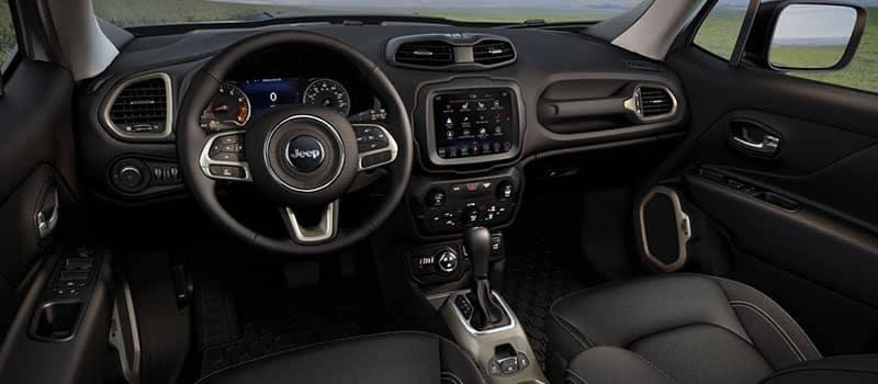 2018 Jeep Renegade Interior Features