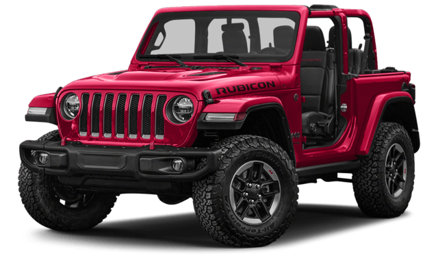 2018 Jeep Wrangler 2 Door