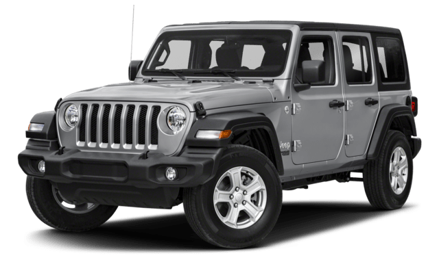 2018 Jeep Wrangler 4-Door