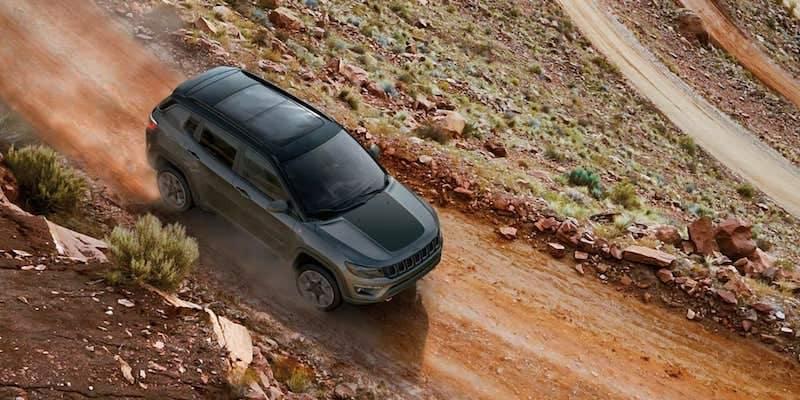 2019 Jeep Compass Performance 2