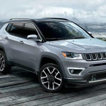 2019 Jeep Compass Seaside