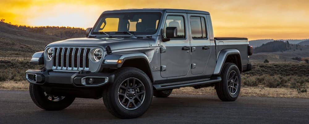 2020-Jeep-Gladiator-Parked