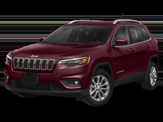 2019 Jeep Cherokee, Dark Red Exterior