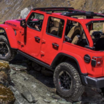 2020 Jeep Wrangler, Red Exterior