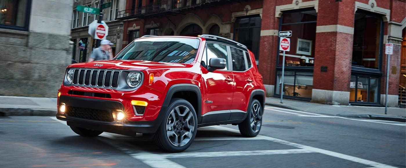 2021 Jeep Renegade, Red Exterior