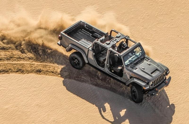 2021 Jeep Gladiator desert