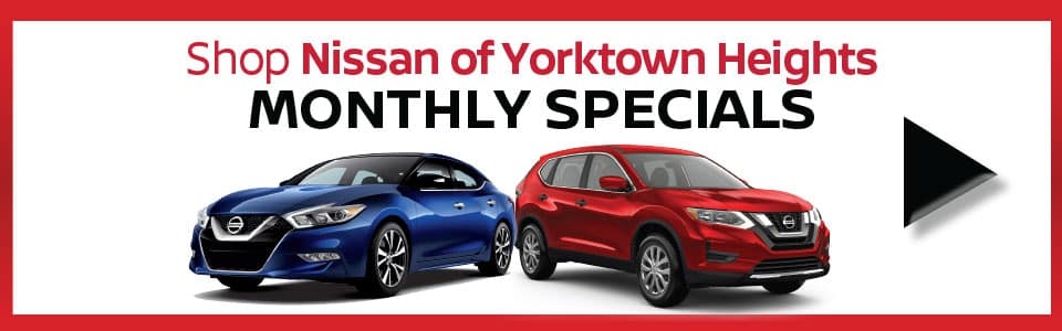 Experience The Difference At Nissan Of Yorktown Heights
