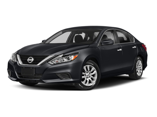 2018 Nissan Altima black