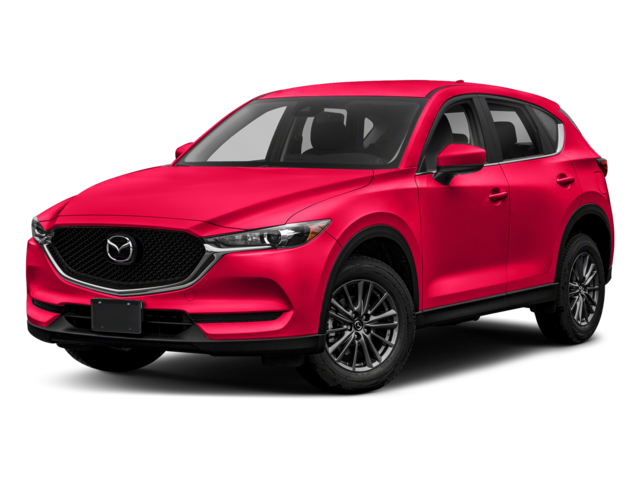 2018 Mazda CX-5_