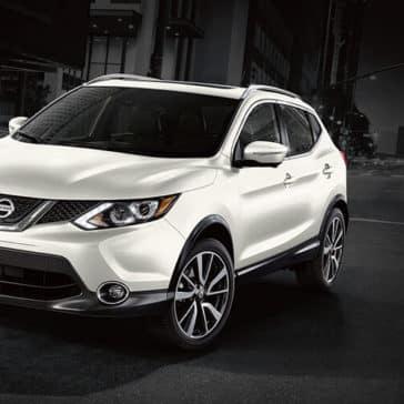 2018.5 Nissan Rogue Sport exterior design