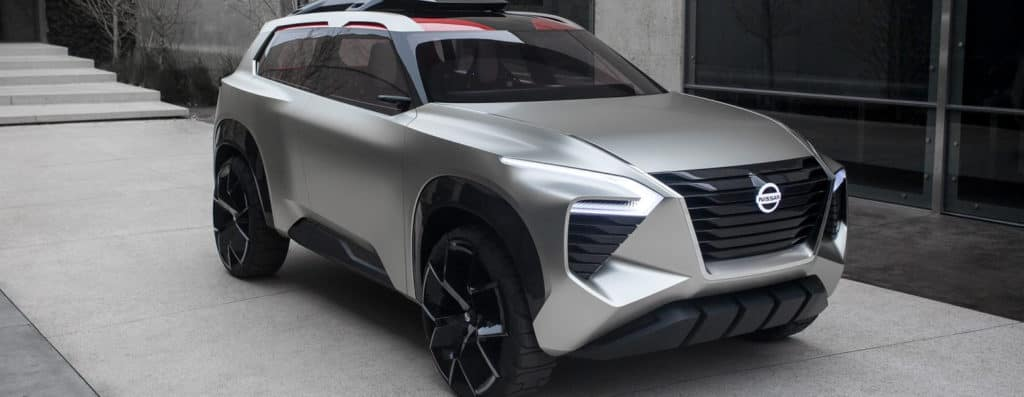 THE Nissan Xmotion