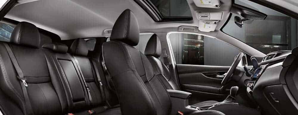 2018.5 Nissan Rogue Sport Interior