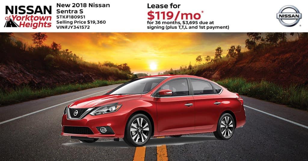 Nissan financing offers