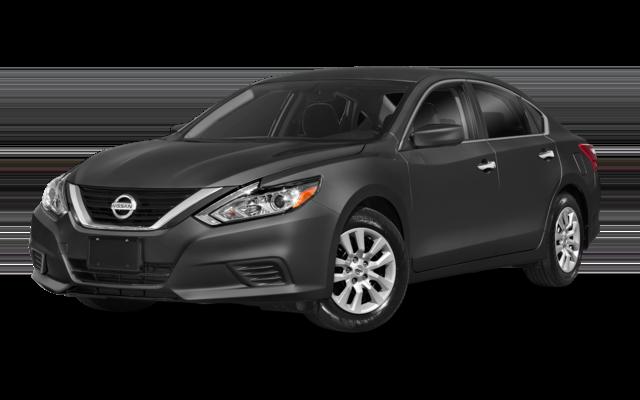 2018 Nissan Altima 2.5 S Sedan_