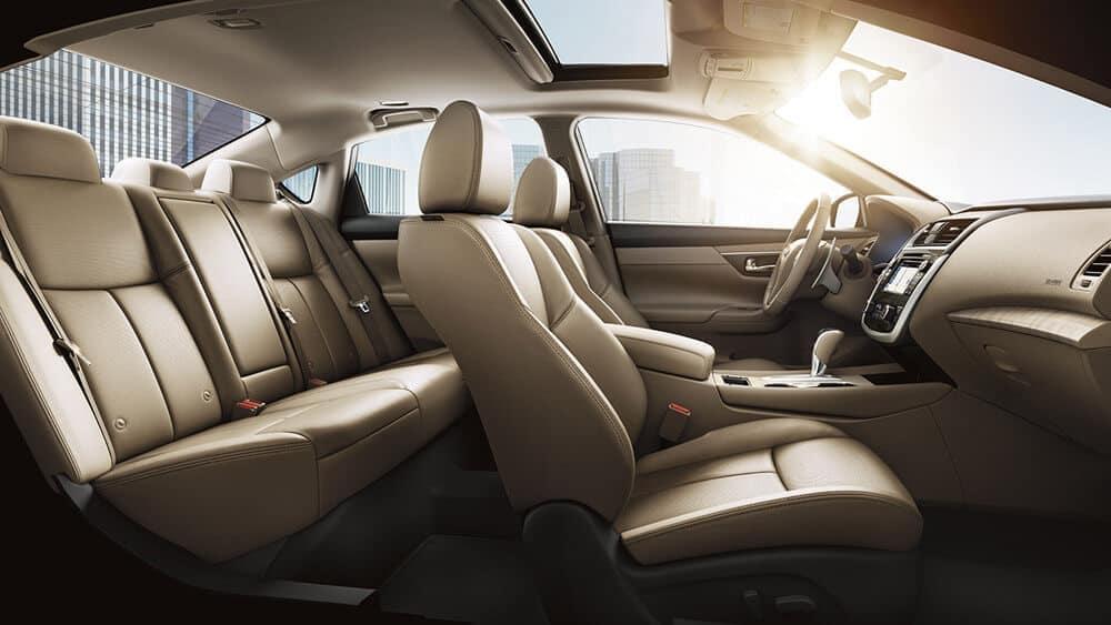 Nissan Altima Gas Mileage >> 2018 Nissan Altima Mpg Nissan Of Yorktown Heights Yorktown