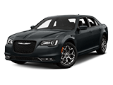 New Black Chrysler 300