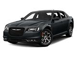 New Black Chrysler 300