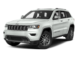 New White Jeep Grand Cherokee