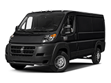 Black New Ram Promaster