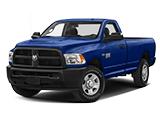 Blue New Ram 2500